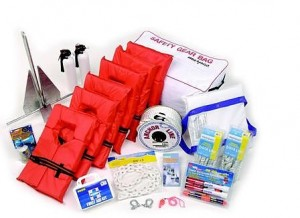 Boat safety supplies