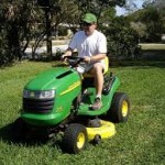 Lawn mower - Insurance, Liability